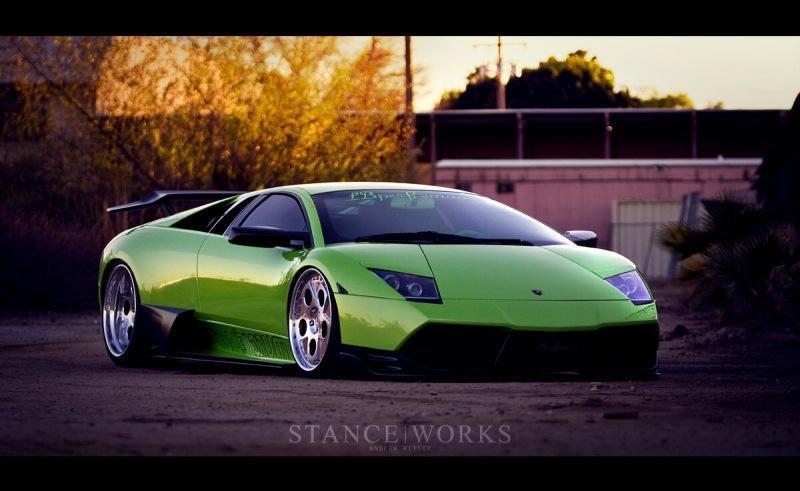 Порезать Lamborghini и стать известным