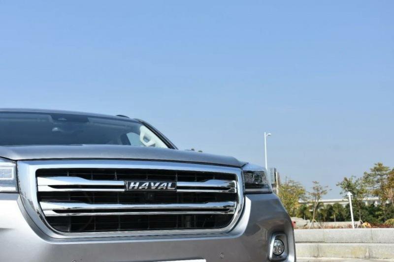 Тест-драйв Haval H9, осматриваю автомобиль от А до Я.