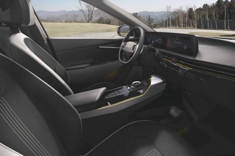 Кроссовер Kia EV6 придет осенью - опять гвоздь?
