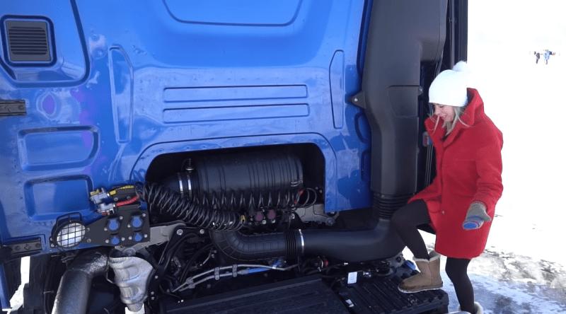 Круче КАМАЗа с кухней и спальней. Новый Форд F-MAX