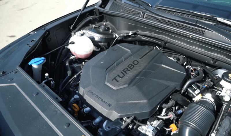 НОВЫЙ Hyundai Santa Fe - теперь РОБОТ