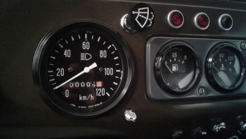 Старый УАЗ за 1 800 000 рублей