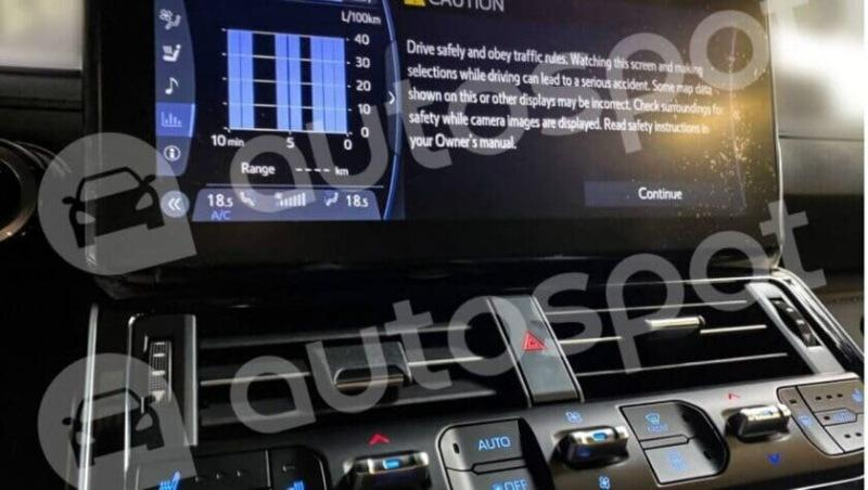 Toyota Land Cruiser 300 уже везут на продажу! Фото, видео, обзор