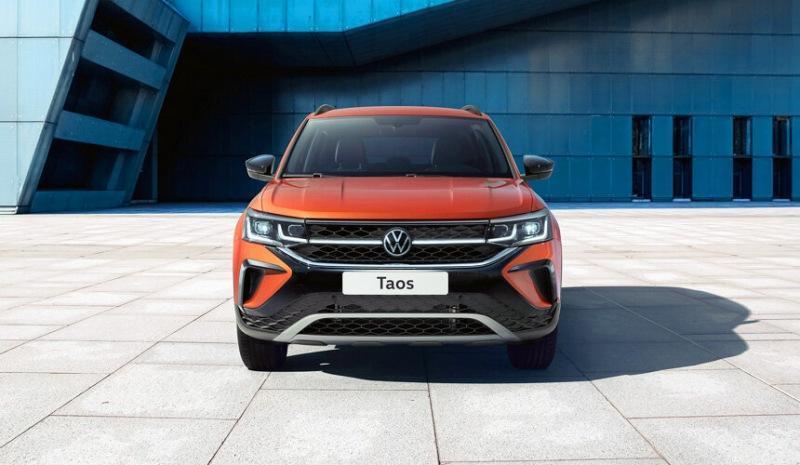 Volkswagen Taos для России: комплектации и старт продаж