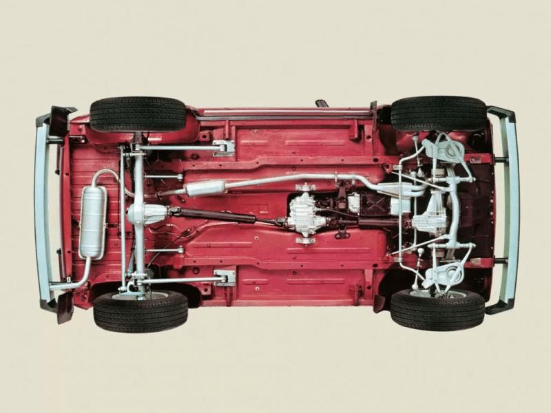 Lada Niva 80-х годов для Германии — а нам такое и не снилось!