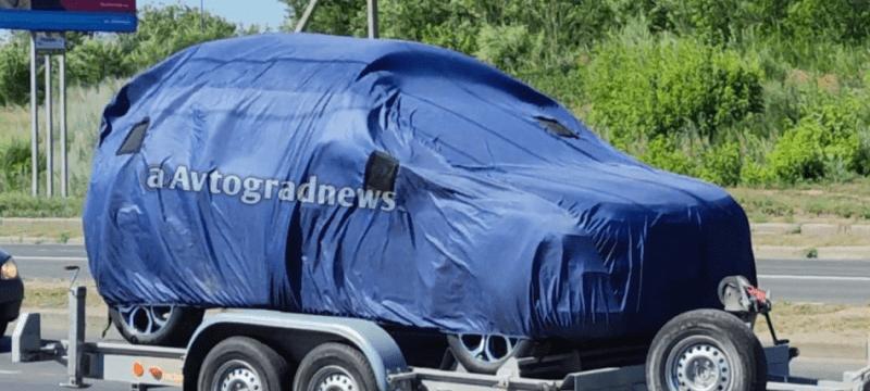 АвтоВАЗ прячет новую «Ниву»
