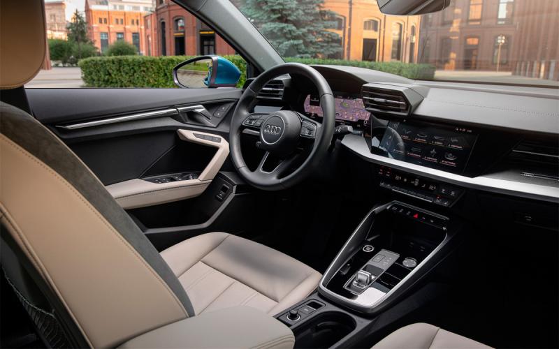 Четвертая молодость. Тест-драйв новой Audi A3