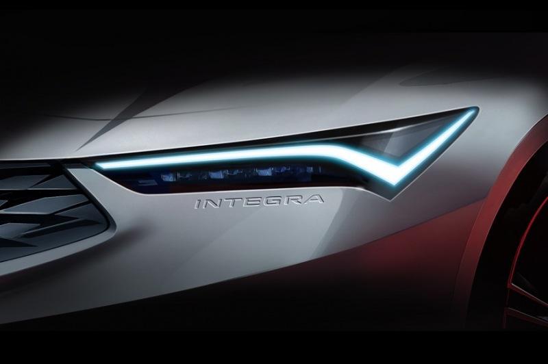 Acura возродит Integra: имя получит новый компактный автомобиль премиум-класса