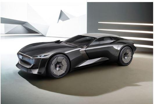 Audi создала автомобиль-трансформер