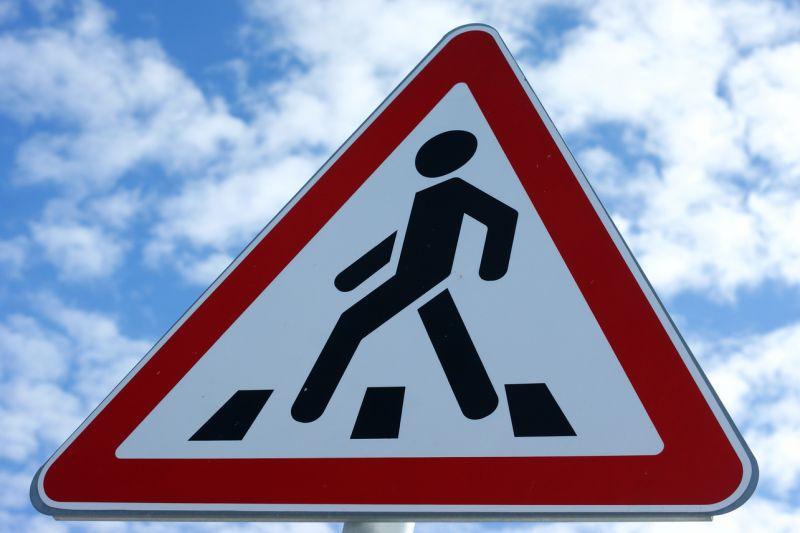 Что надо знать водителям о знаке «Пешеходный переход»: нюансы и штрафы