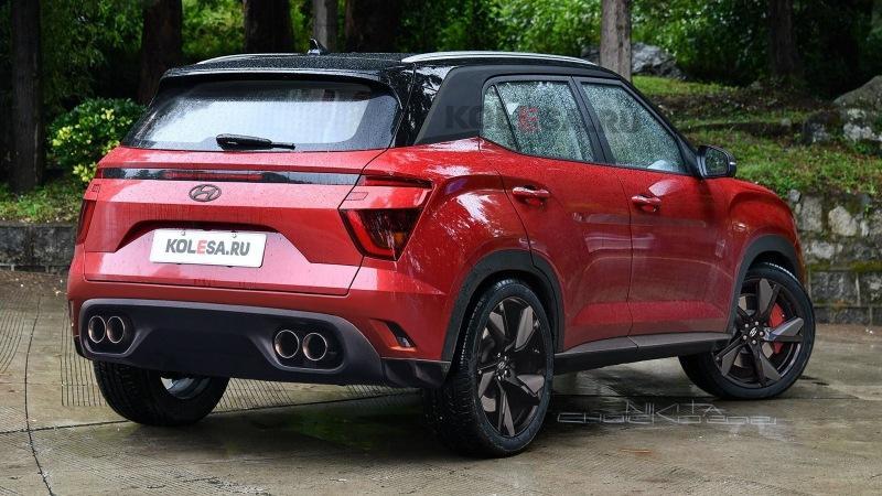 Дерзкий бюджетник: новая Hyundai Creta в премиальном тюнинге