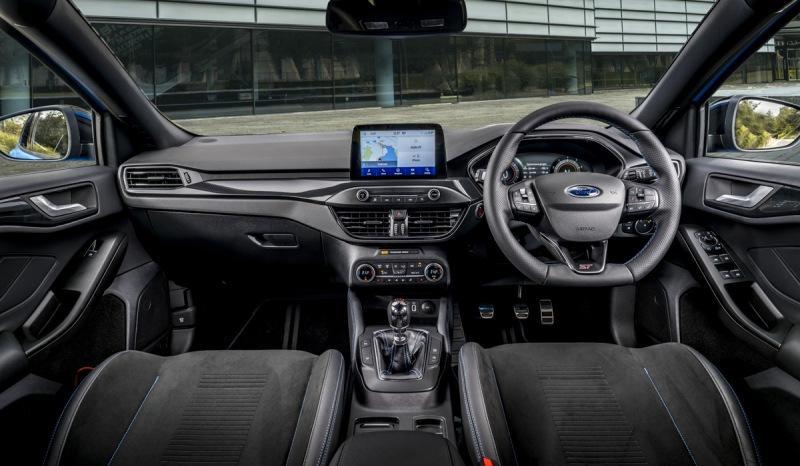 Ford Focus ST Edition стал еще «горячее» с новой подвеской