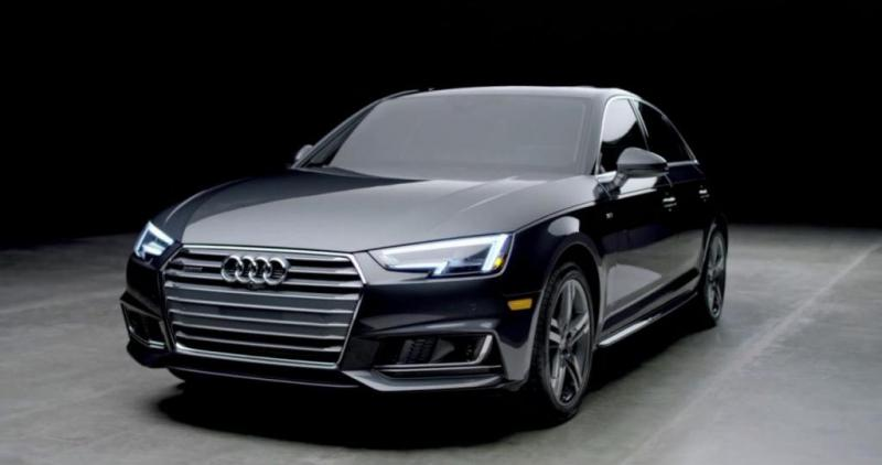 Где собирают «Ауди». Модельный ряд Audi. «Ауди» российской сборки