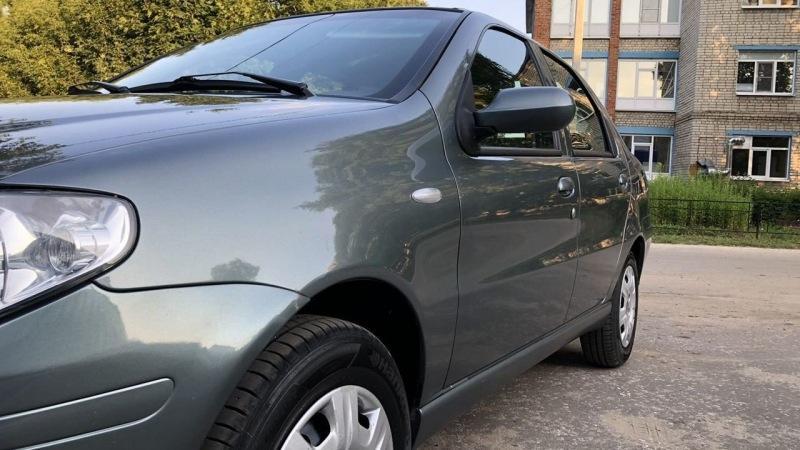 Хороший способ сэкономить: стоит ли покупать Fiat Albea за 300 тысяч рублей