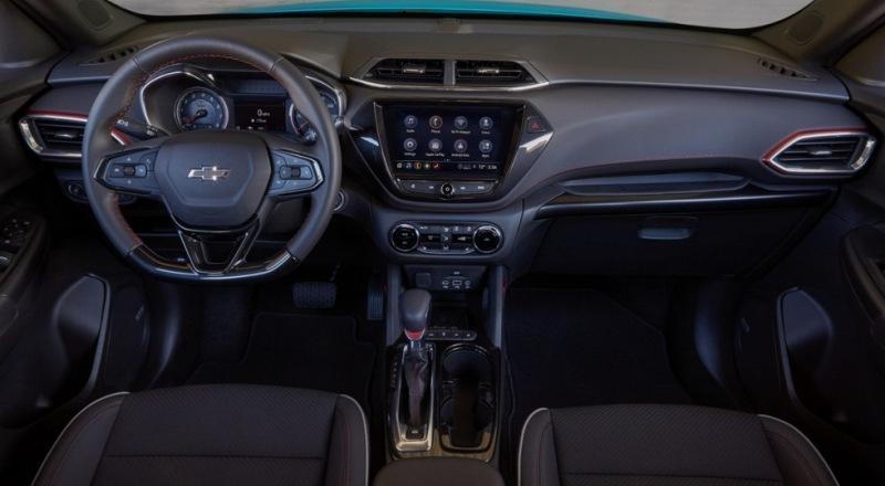Кроссовер Chevrolet Trailblazer добрался до России: один мотор, есть полный привод