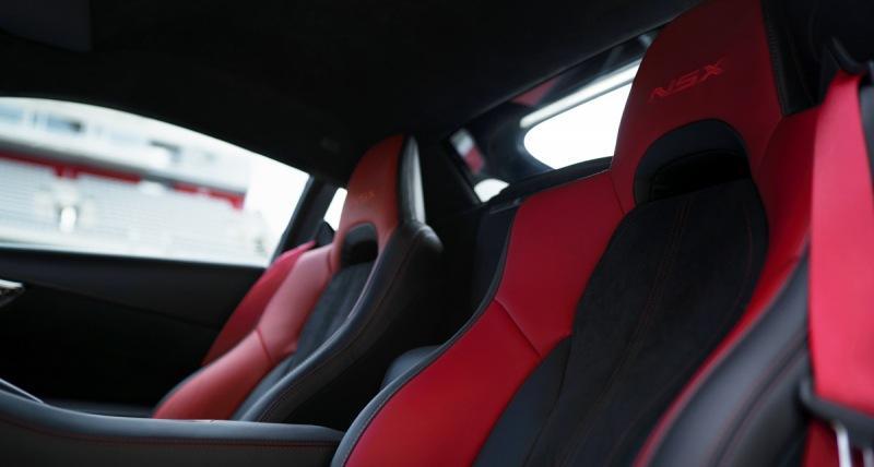 Купе Acura NSX Type S станет лебединой песней модели