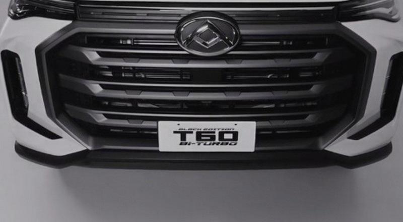 Новому пикапу LDV T60 не достался салон, как у брата, зато он тоже обрёл 218-сильный дизель