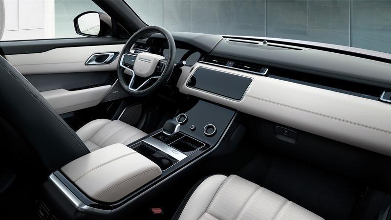 Range Rover Velar: доработки и спецверсия