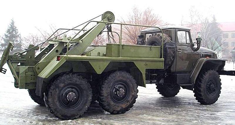 С сердцем от КамАЗа: как Урал-4320 получил дизельный мотор и стал основным армейским тяжёлым грузовиком