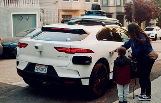 В Сан-Франциско запустили беспилотное такси