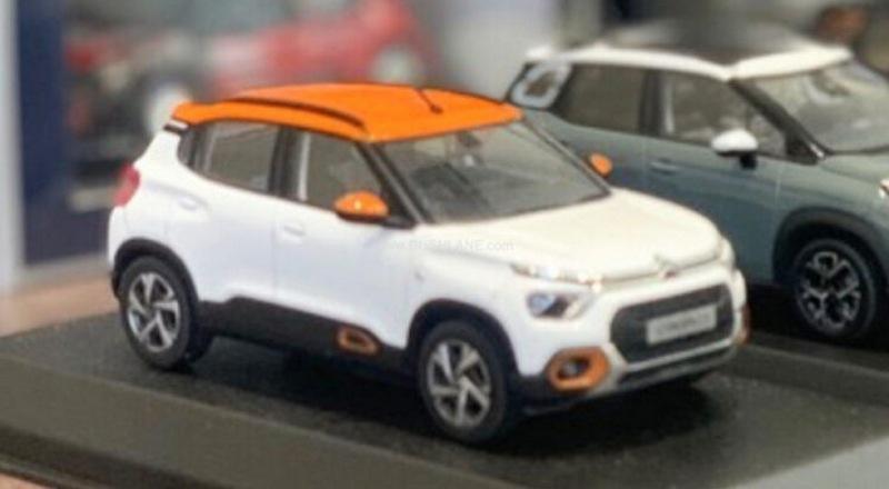 Анонсирован новый бюджетный паркетник Citroen: модель будет глобальной