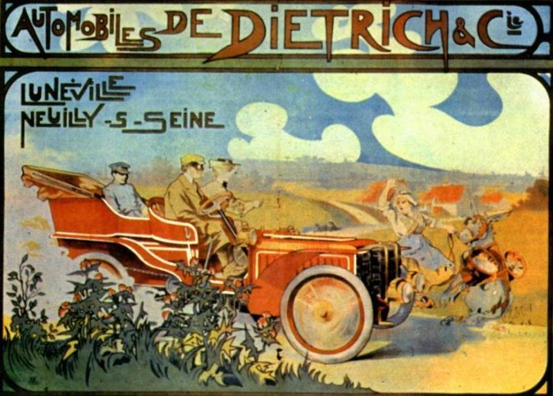 Автомобиль «Лорен Дитрих»: фото, характеристики и особенности