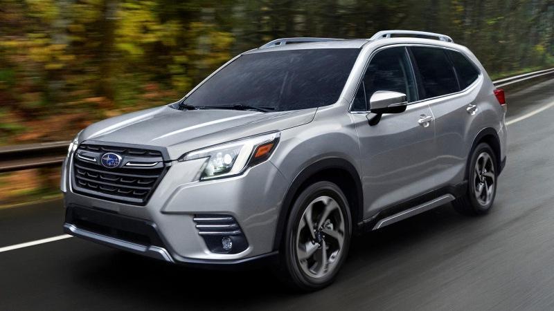 Больше дичи: Subaru представила внедорожный Forester Wilderness
