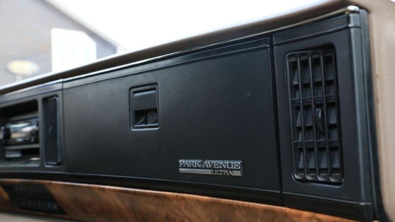 Четыре пепельницы, три прикуривателя и 130 тысяч рублей: опыт владения Buick Park Avenue