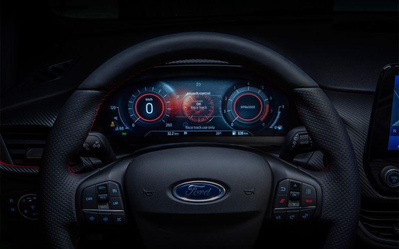 Ford представил обновленный хэтчбек Fiesta