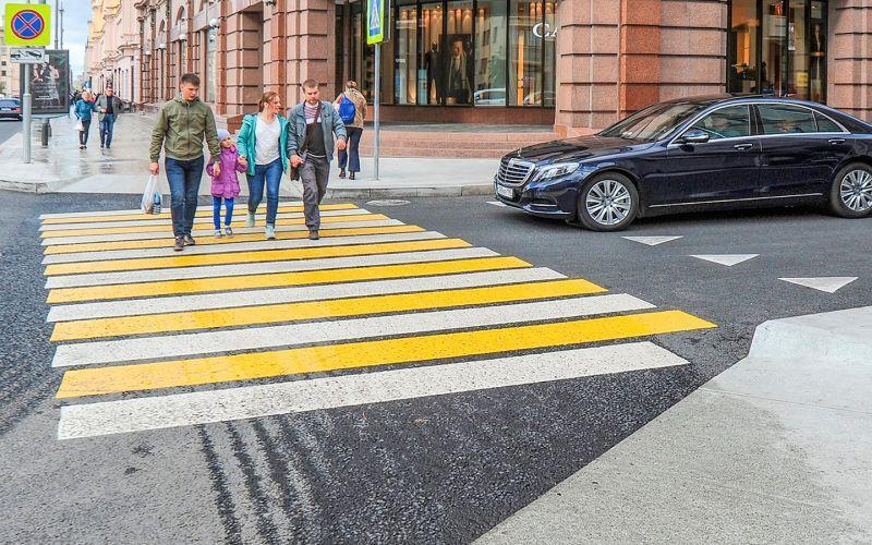 ГИБДД назвала самый опасный день недели для пешеходов в Москве
