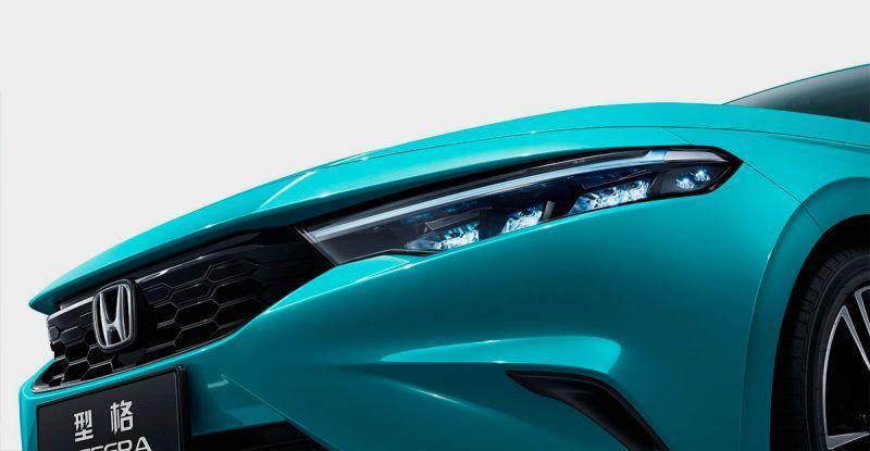 Honda возродила модель Integra в виде перелицованного Civic для Китая