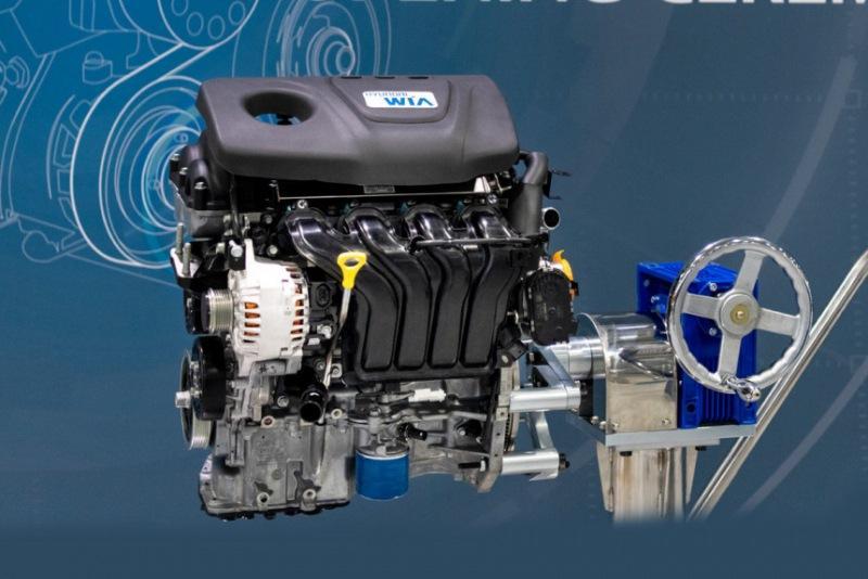 Компания Hyundai открыла моторный завод в России