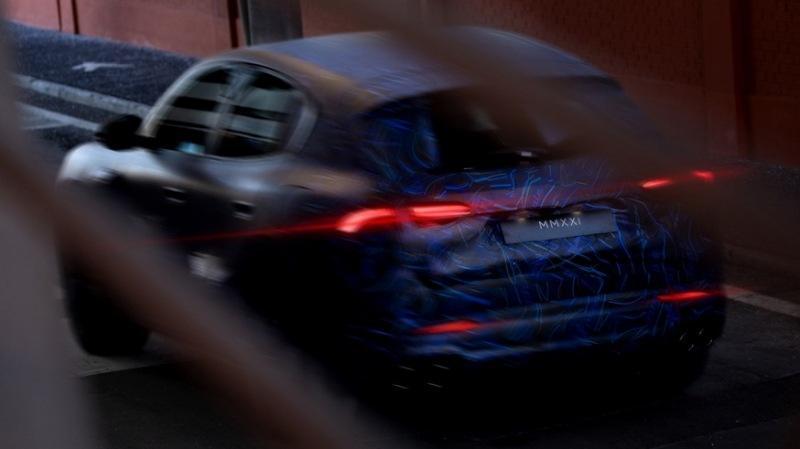 Конкурент Porsche Macan: Maserati покажет Grecale до зимы