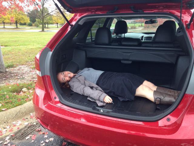 Машины с большим багажником: список и фото