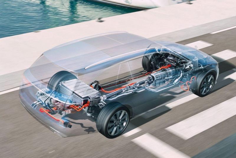 Mercedes свернул разработку гибридов