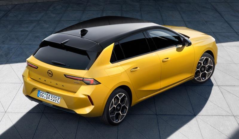 Новый Opel Astra: грядут электромобиль и хот-хэтч