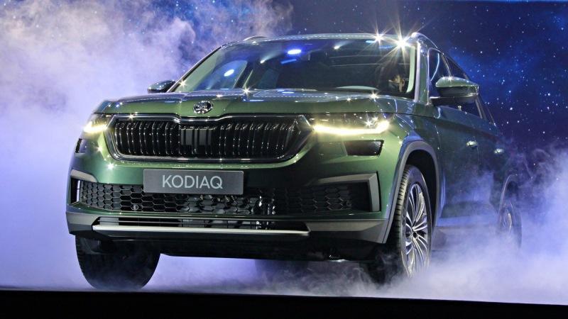 Обновлённый Skoda Kodiaq дебютировал в РФ: цены выше, но и престижа больше
