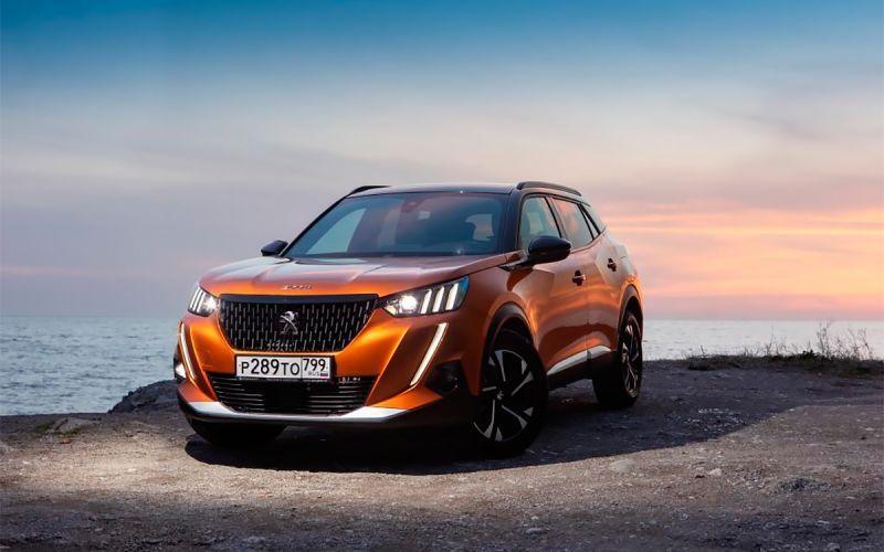 Peugeot начала российские продажи кроссовера 2008 с самым мощным мотором