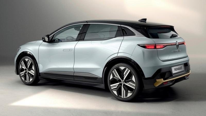 Renault Megane E-Tech Electric: тонкая батарея, скромный запас хода, похож на кроссовер