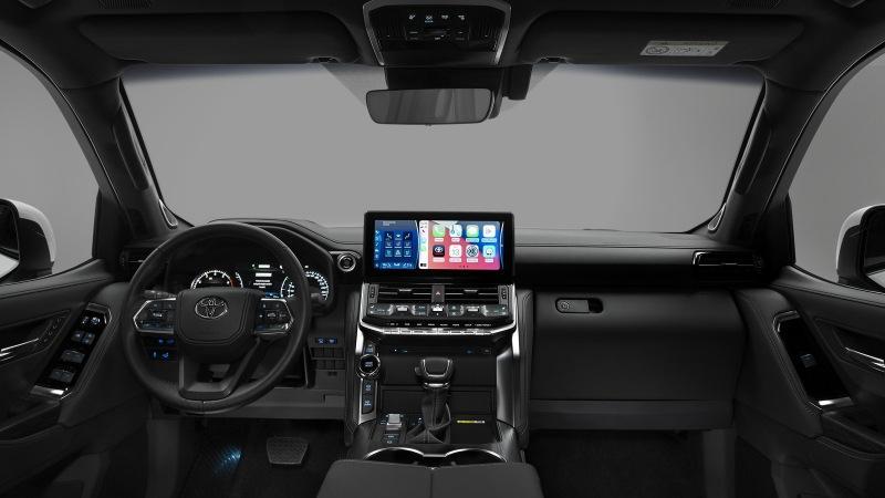 Семейный проходимец: Toyota Land Cruiser 300 во внедорожном тюнинге
