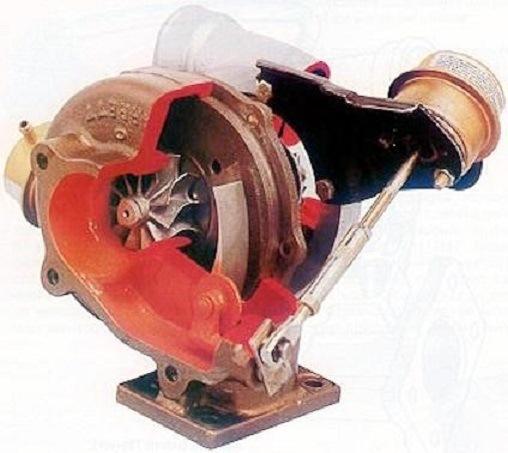 Турбина с изменяемой геометрией: принцип работы, устройство, ремонт