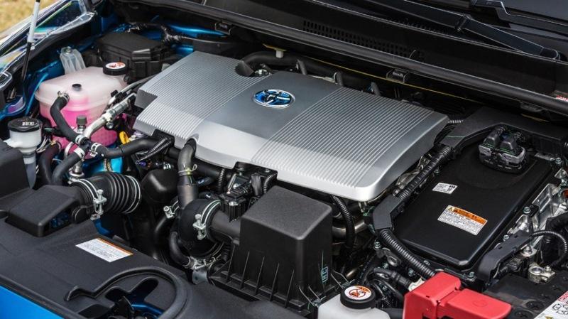 У Toyota Prius нового поколения может появиться водородная версия