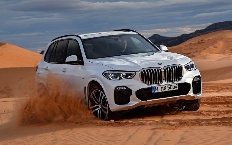 В BMW раскрыли подробности о машинах, которые подарили олимпийцам