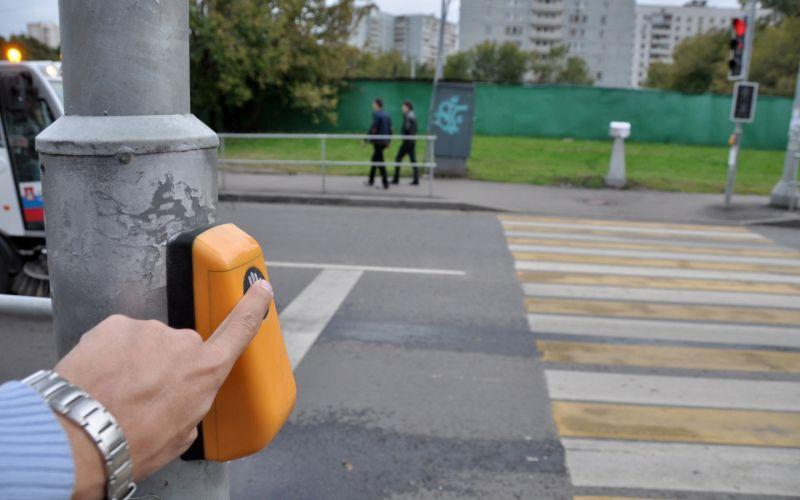 Власти Москвы объяснили, как изменили дороги для удобства пешеходов