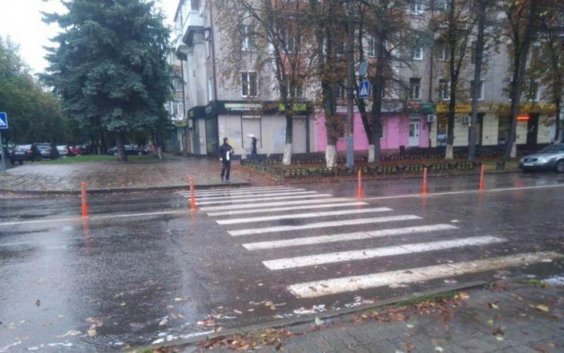 Водителям рассказали, зачем нужны делиниаторы на дорогах
