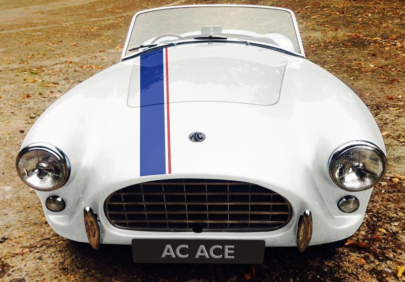 AC Ace RS вернулся и стал последним бензиновым спорткаром британской марки