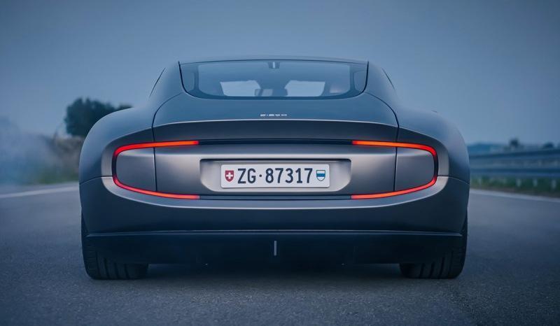 Электрический суперкар Piech GT вышел на испытания