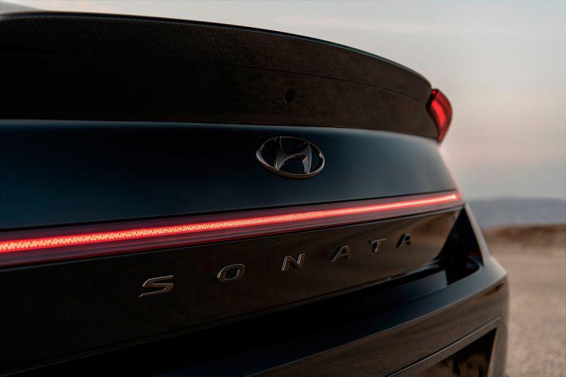 Hyundai посвятила спецверсию седана Sonata боевику о супергерое