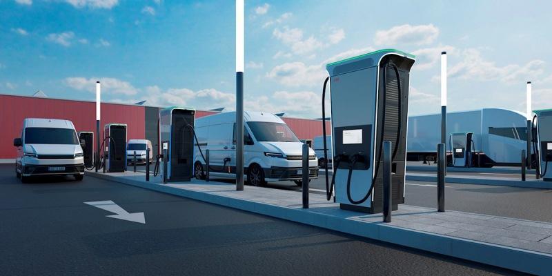 Компания ABB представила самый мощный зарядник для электромобилей