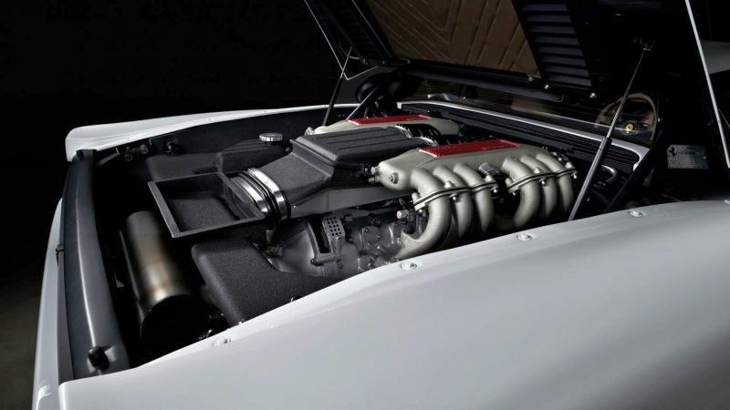 Перерождение легенды: в Швейцарии дебютировал обновлённый Ferrari Testarossa